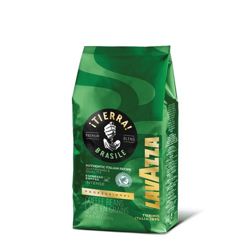 Кофе в зернах Lavazza Tierra Brazil Intense 1 кг