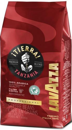 Кофе в зернах Lavazza Tierra Tanzania 1 кг