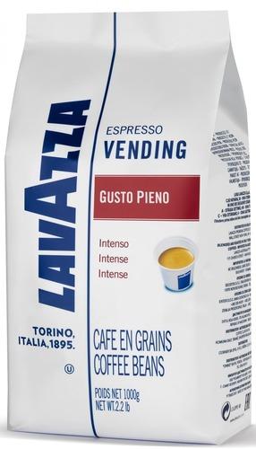 Кофе в зернах Lavazza Vending Gusto Pieno 1 кг