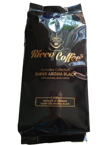 Кофе в зернах Ricco Coffee Super Aroma Black 1 кг
