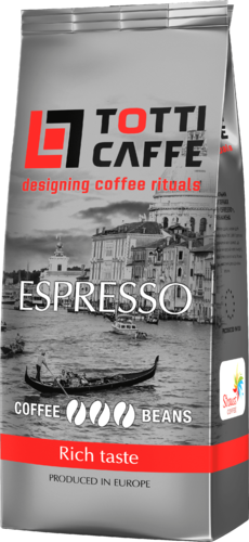 Кофе в зёрнах Totti Caffe Espresso 1 кг