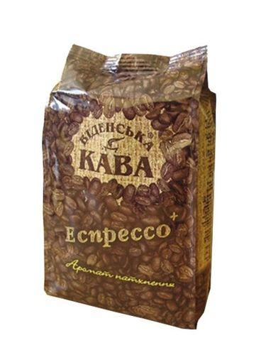 Кофе в зернах Віденська кава Espresso плюс + 500 г
