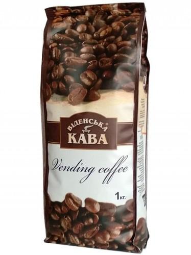 Кофе в зернах Віденська кава Espresso Vending 1 кг