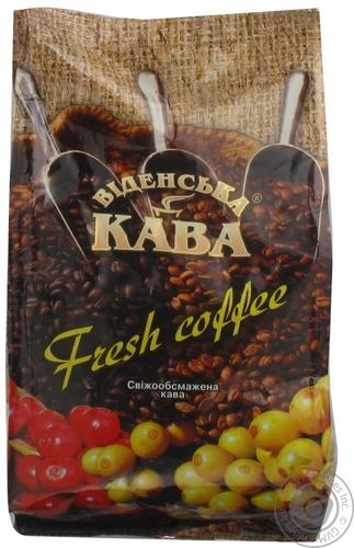 Кофе в зернах Віденська кава Фреш 500 г