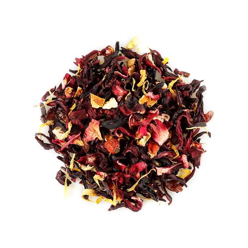 Фруктовый чай Palmira Королевский десерт 10 шт по 4 г Для чайника
