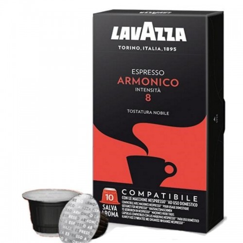 Кофе в капсулах Lavazza Nespresso Armonico10 шт