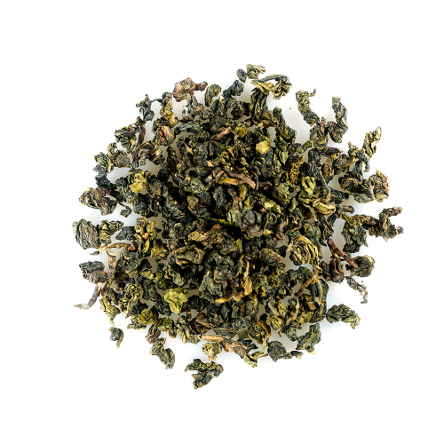 Бирюзовый чай Palmira Молочный оолонг 10 шт по 2.5 г