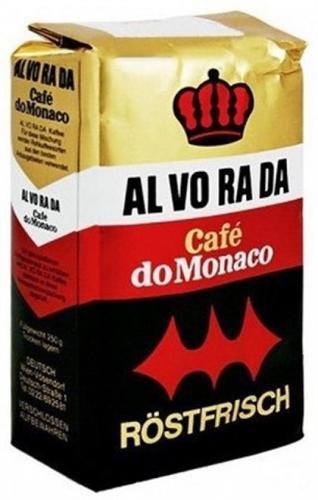 Молотый кофе Alvorado cafe do Monaco 250 г