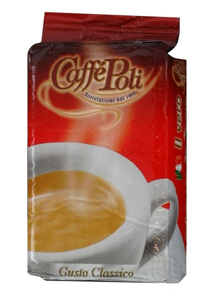 Молотый кофе Caffe Poli Gusto Classico 250 г