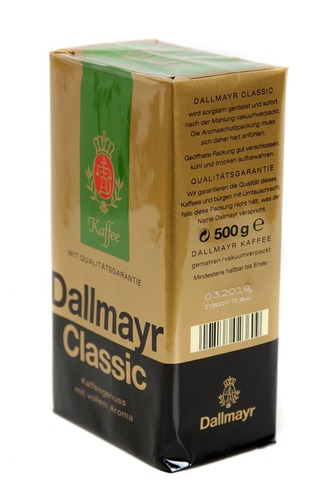 Молотый кофе Dallmayr Classic 500 г
