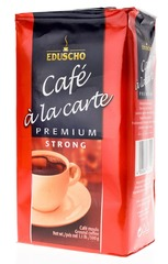 Молотый кофе Eduscho Cafe A la carte Premium Strong 500 г