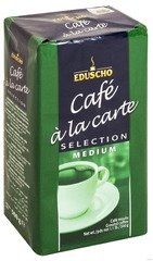 Молотый кофе Eduscho Cafe A La Carte Selection Medium 500 г