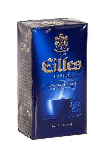Молотый кофе Eilles Gourmet Cafe 500 г Розница