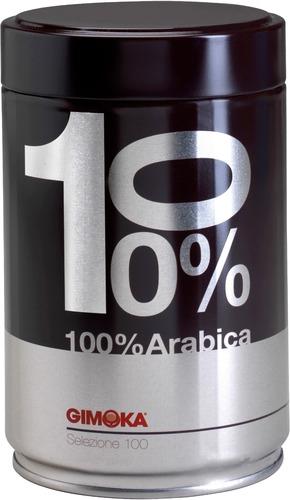 Молотый кофе Gimoka 100% Arabica 250 г