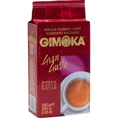 Молотый кофе Gimoka Gran Gusto 250 г