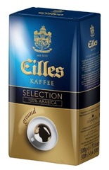 Молотый кофе J.J.Darboven Eilles Selection Ground 500 г