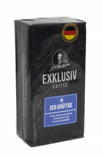 Молотый кофе J.J.Darboven Exklusiv Der Kraftige 250 г