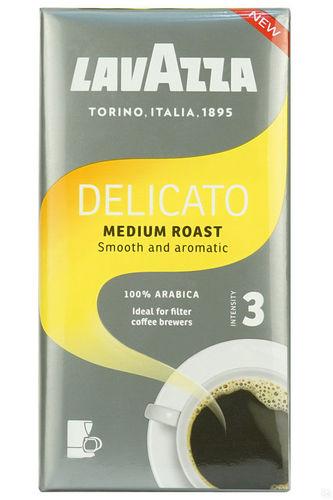 Молотый кофе Lavazza Delicato 500 г