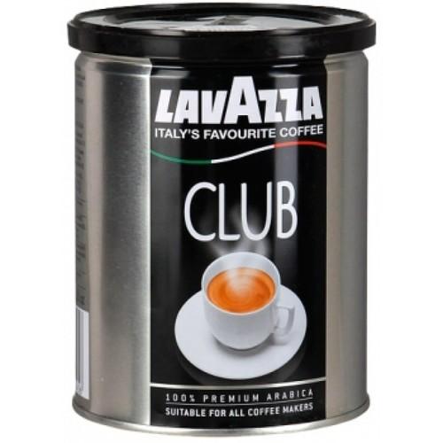 Молотый кофе Lavazza Qualita Club ж/б 250 г