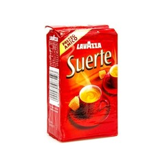 Молотый кофе Lavazza Suerte 250 г