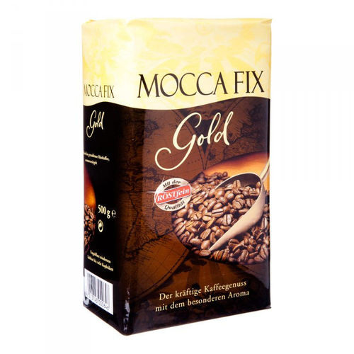 Молотый кофе Mocca Fix Gold 500 г