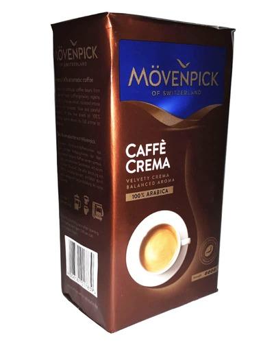 Молотый кофе Movenpick Caffe Crema 500 г