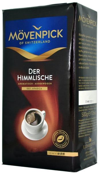 Молотый кофе Movenpick Der Himmlische 500 г Розница