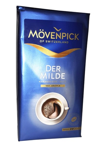 Молотый кофе Movenpick Der Milde 500 г