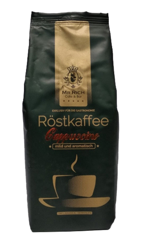 Молотый кофе Mr.Rich Cappuccino 250 г