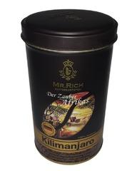 Молотый кофе Mr.Rich Kilimanjaro Танзания ж/б 250 г