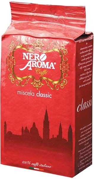 Молотый кофе Nero Aroma Classic 250 г