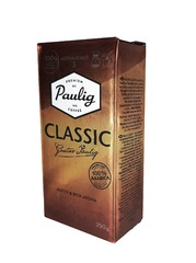 Молотый кофе Paulig Classic Finland 250 г