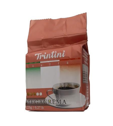 Молотый кофе Trintini Megacrema 125 г