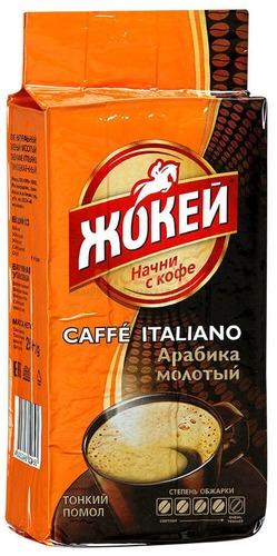 Молотый кофе Жокей Caffe Italiano 450 г