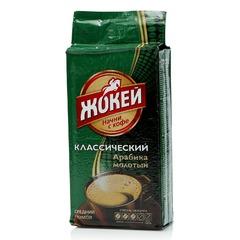 Молотый кофе Жокей Классический 225 г