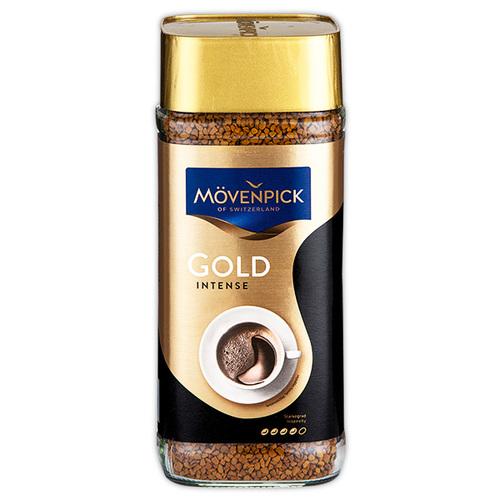 Ратсворимый кофе Movenpick Gold Intense 200 г