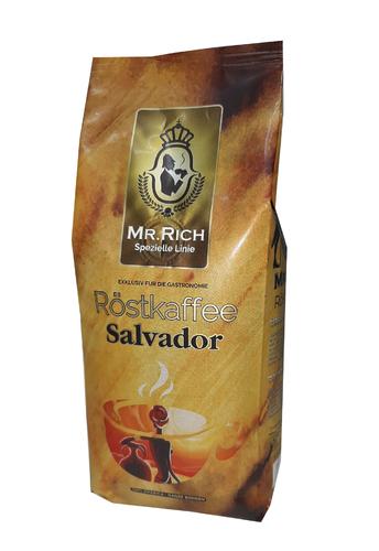 Кофе в зернах Mr.Rich El Salvador Bourbon 500 г