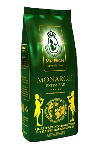 Кофе в зернах Mr.Rich Monarch Extra Bar 1 кг