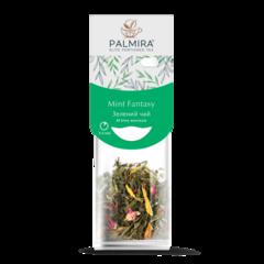 Зеленый чай Palmira Мятная фантазия 10 шт по 2.5 г