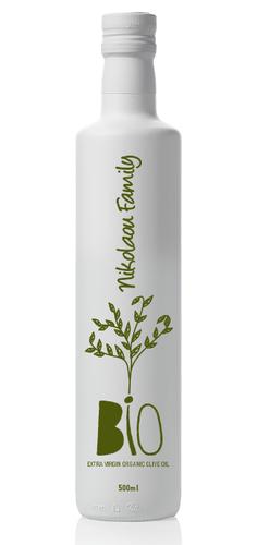 Оливковое масло Nikolaou Family Bio Organik Extra Virgin Olive Oil 500 мл