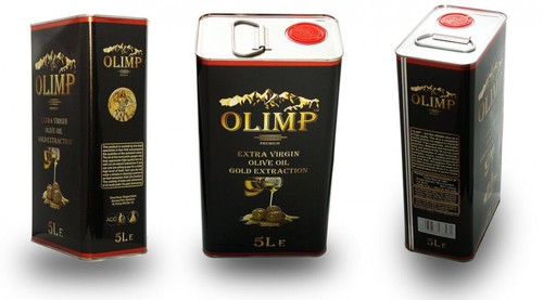 Оливковое масло Olimp Extra Virgin Olive Oil ж/б 5 л