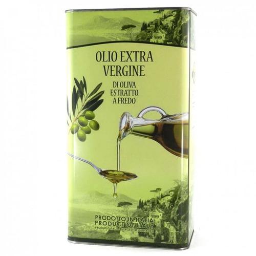 Оливковое масло Olio Extra Vergine di Oliva ж/б ложка 5 л
