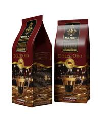 Кофе в зернах Mr.Rich Dolce Oro 1 кг