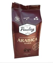 Кофе в зернах Paulig Arabica Dark 1 кг