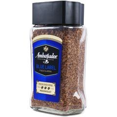 Растворимый кофе Ambassador Blue Label 95 г