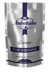Растворимый кофе Ambassador Crema For Vending 400 г + 100 г