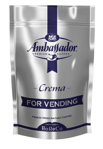 Растворимый кофе Ambassador Crema For Vending 200 г