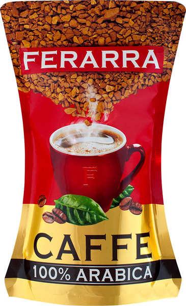 Растворимый кофе Ferarra 100% Arabica 140 г
