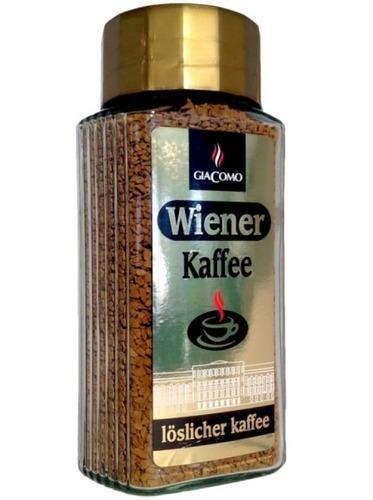 Растворимый кофе GiaComo Wiener Kaffee стекло 200 г