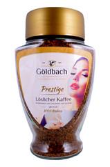 Растворимый кофе Goldbach Prestige стекло 200 г